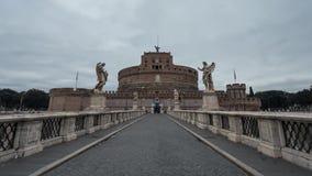 Castello di Sant Angelo video d archivio