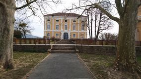 castello di Schielleiten Immagini Stock
