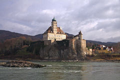 Castello di Schonbuhel Fotografia Stock Libera da Diritti