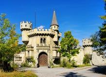 Castello di Seefeld Fotografia Stock
