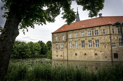 Castello di Senden in Germania Immagini Stock