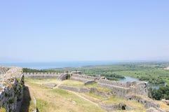 Castello di shkoder Albania Europa Immagine Stock
