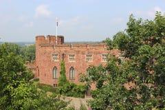 Castello di Shrewsbury, Shrewsbury, Shropshire Immagini Stock