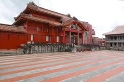 Castello di Shuri Immagine Stock