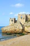 Castello di Sinop. Immagine Stock