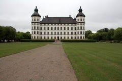 Castello di Skokloster Immagini Stock Libere da Diritti