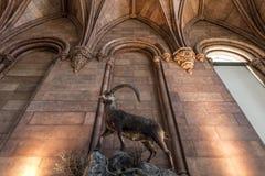 Castello di Smithsonian Fotografia Stock Libera da Diritti