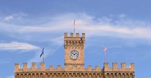 Castello di Spinucci a Chieti (Italia) fotografia stock