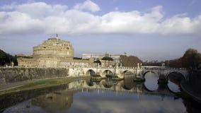 Castello di St-Angelo Immagine Stock