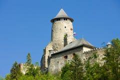Castello di Stara Lubovna Immagini Stock Libere da Diritti