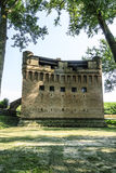 Castello di Stellata Fotografia Stock