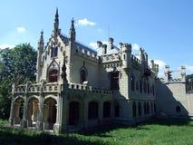 Castello di Sturdza Immagine Stock