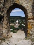 Castello di Surami Fotografia Stock