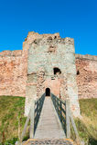 Castello di Tantallon Immagine Stock Libera da Diritti