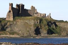 Castello di Tantallon, Scozia Fotografia Stock
