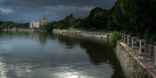 Castello di Tata III fotografia stock