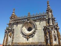 Castello di Tomar fotografia stock libera da diritti