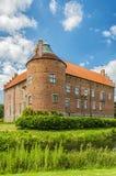 Castello di Torups immagini stock libere da diritti