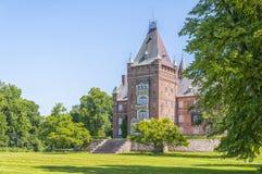 Castello di Trollenas immagini stock