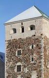 Castello di Turku immagini stock