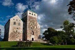 Castello di Turku Immagini Stock Libere da Diritti