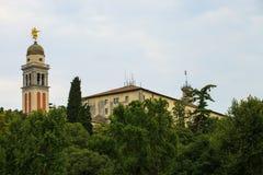 Castello di Udine Immagini Stock Libere da Diritti