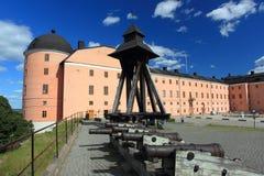 Castello di Upsala Immagini Stock
