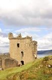 Castello di Urquhart immagine stock libera da diritti