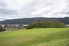 Castello di Urquhart Fotografie Stock