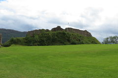 Castello di Urquhart, Scozia Fotografia Stock