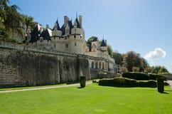 Castello di Ussé Fotografie Stock Libere da Diritti