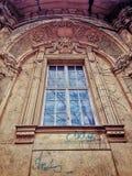 Castello di Vajdahunyad, Ungheria Immagini Stock Libere da Diritti