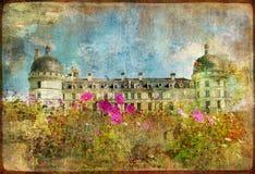 Castello di Valencay Immagine Stock Libera da Diritti