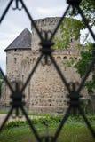 Castello di Vedensky Immagine Stock