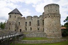 Castello di Vedensky Fotografie Stock Libere da Diritti