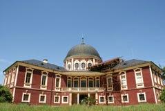 Castello di Veltrusy Fotografie Stock