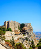 Castello di Venere, Erice Royalty Free Stock Photo