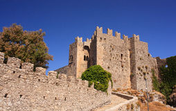 Castello di Venere, Erice Royalty Free Stock Photos