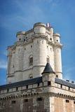 Castello di Vincennes a Parigi, Francia Fotografia Stock