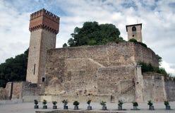 Castello di Volta Mantovana , Italy Royalty Free Stock Images