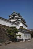Castello di Wakayama Fotografia Stock Libera da Diritti