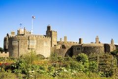 Castello di Walmer Immagine Stock Libera da Diritti