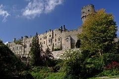 Castello di Warwick Immagini Stock