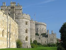 Castello di Windsor, Londra Immagine Stock