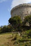 Castello di Windsor - una torretta Fotografie Stock Libere da Diritti