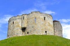 Castello di York Immagini Stock Libere da Diritti