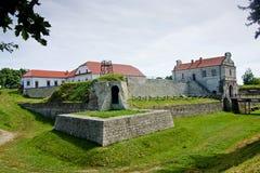 Castello di Zbarazh Immagine Stock Libera da Diritti
