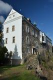 Castello di Zbiroh in repubblica Ceca Fotografie Stock