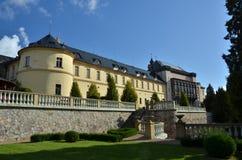 Castello di Zbiroh in repubblica Ceca Fotografia Stock
