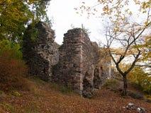 Castello di Zboreny Kostrelec, repubblica Ceca Fotografia Stock Libera da Diritti